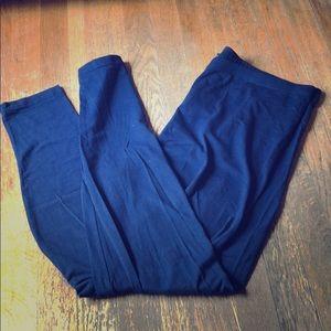 Navy blue Forever 21 Leggings